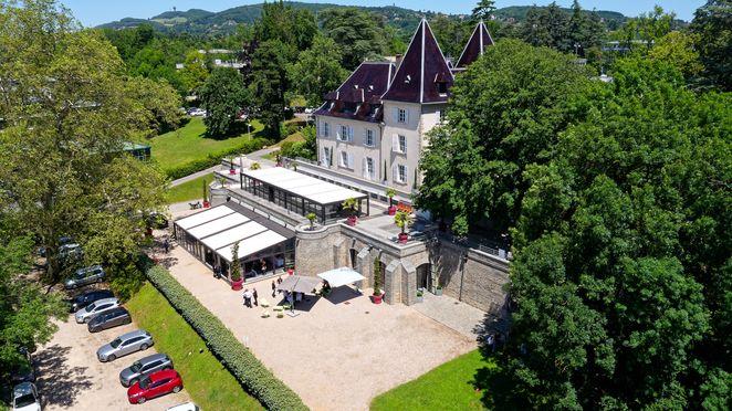 Le chateau de Sans Souci