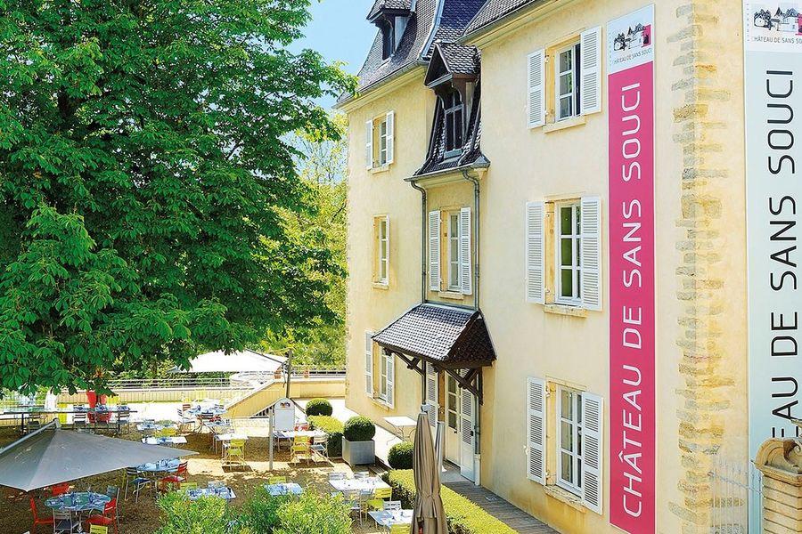 Château de Sans Souci Le Chateau de Sans souci à Limonest