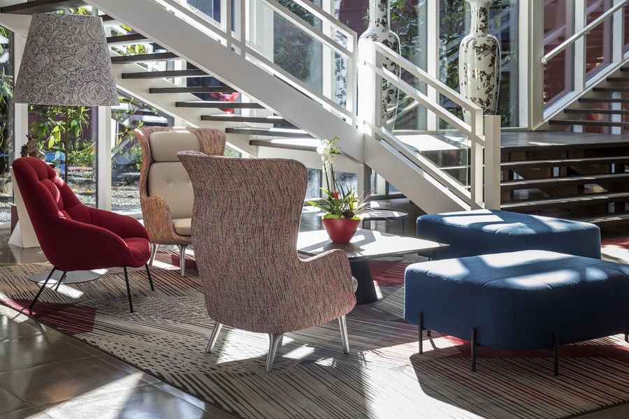 Golf du Médoc Hôtel & Spa MGallery by Sofitel **** Hall de l'hôtel