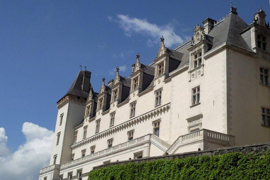 Parc Beaumont MGallery ***** Visite culturelle Château d'Henri IV