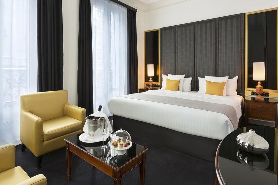 Hôtel Melia Paris Champs Elysées 24