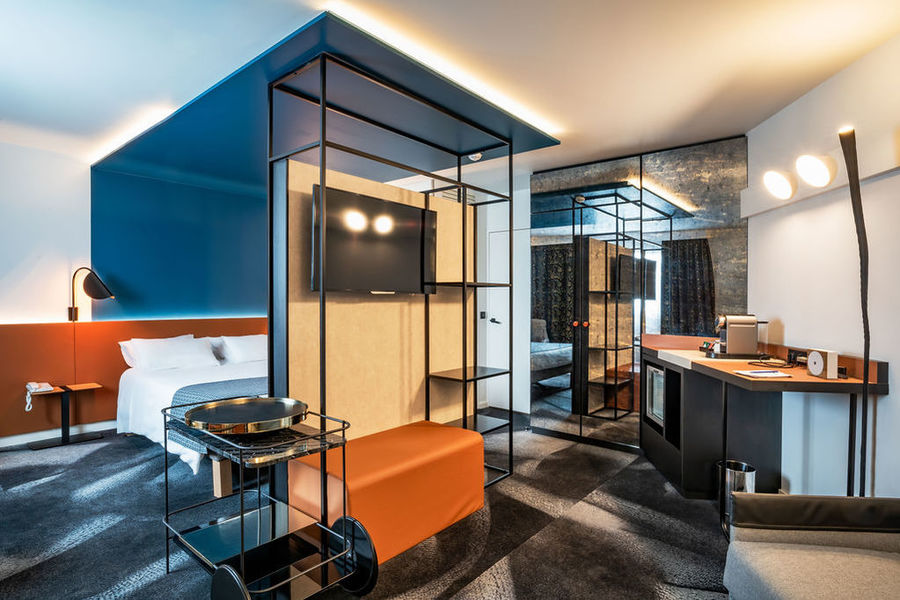 Novotel Beaune **** SUITE JUNIOR