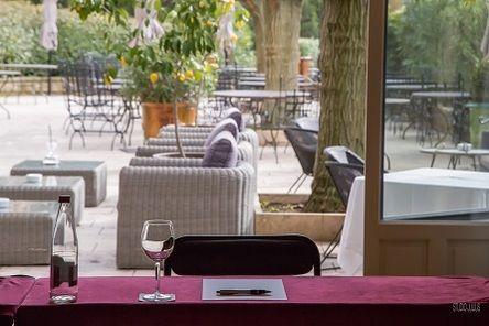 Hôtel Le Vallon de Valrugues & Spa ***** salon 4 saisons