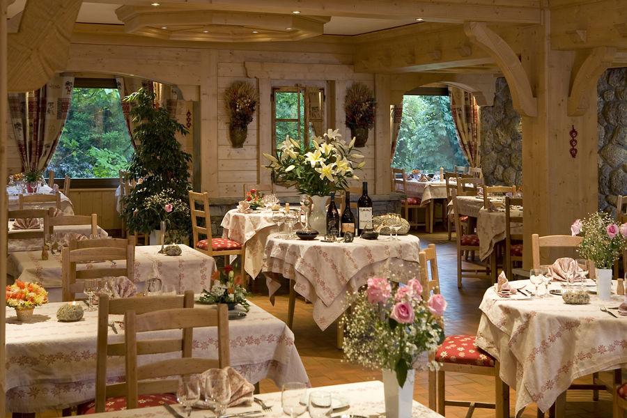 Hôtel Neige et Roc Samoëns **** Restaurant