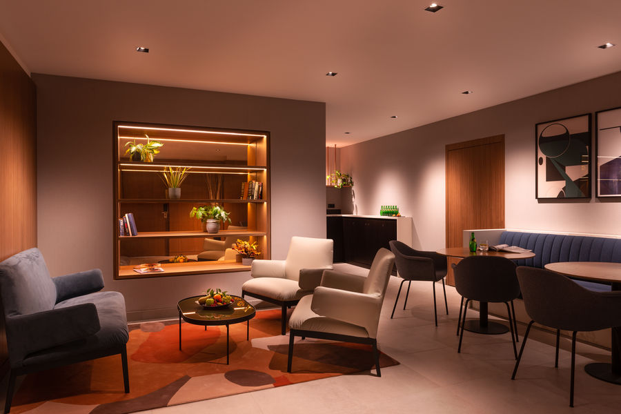 Crowne Plaza Paris République **** Club lounge