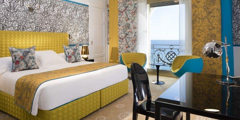 Hôtel Le Negresco ***** Chambre