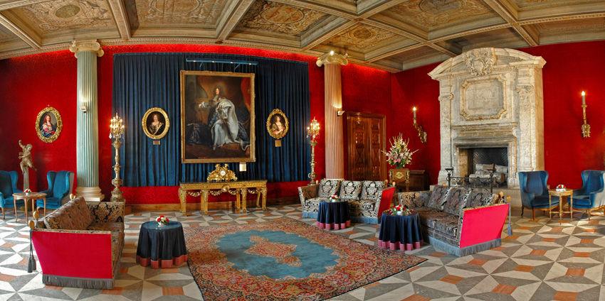 Hôtel Le Negresco ***** Salon Versailles