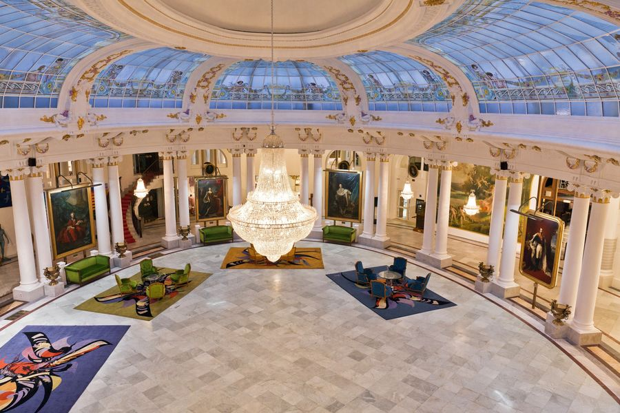 Hôtel Le Negresco ***** Salon Royal