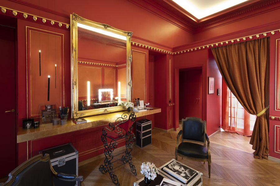 Studio Harcourt Paris Salon de maquillage