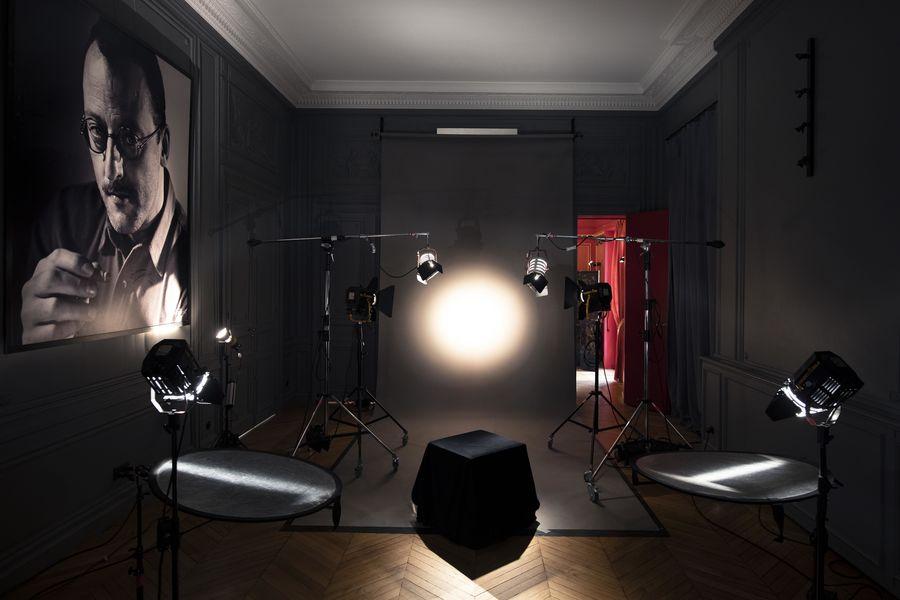 Studio Harcourt Paris Plateau Cocteau