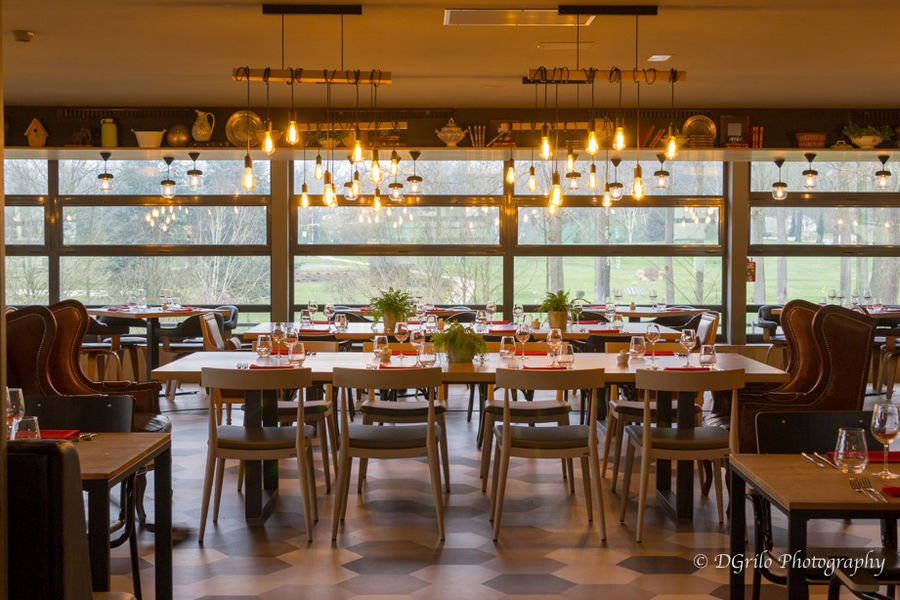 Domaine de Forges - ForgesHotel **** Restaurant La Table de Forges