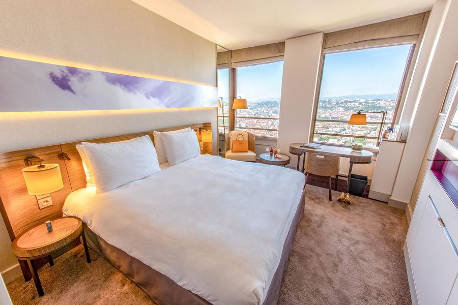 Radisson Blu Hôtel Lyon **** Chambre - Premium
