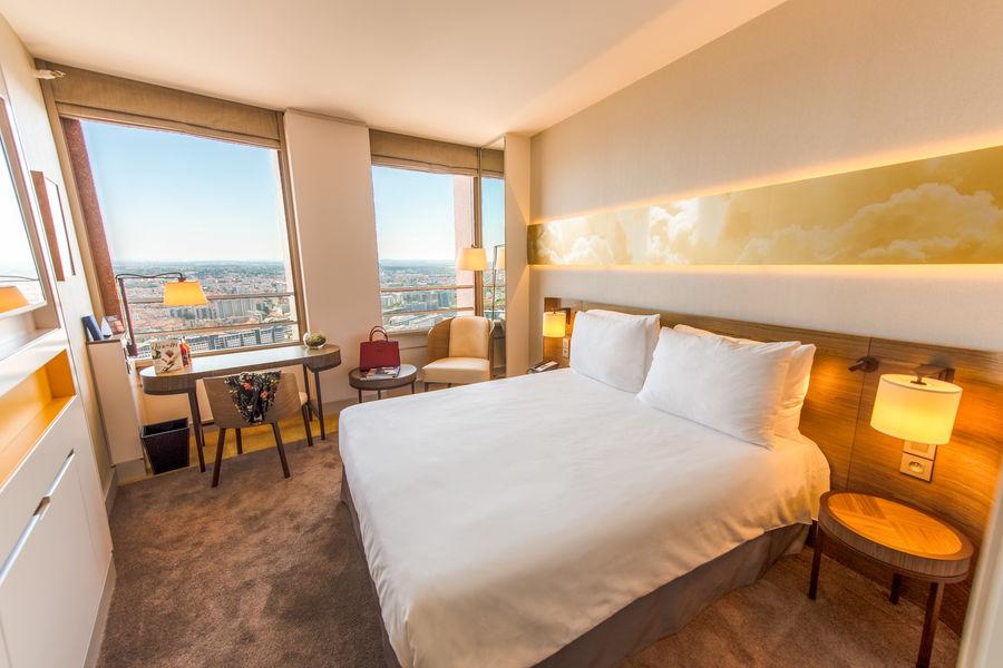 Radisson Blu Hôtel Lyon **** Chambre - Standard