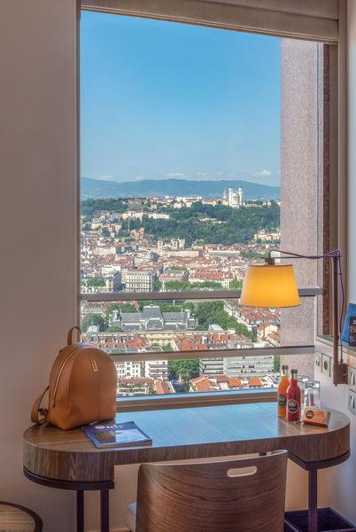 Radisson Blu Hôtel Lyon **** Vue Chambre - Premium