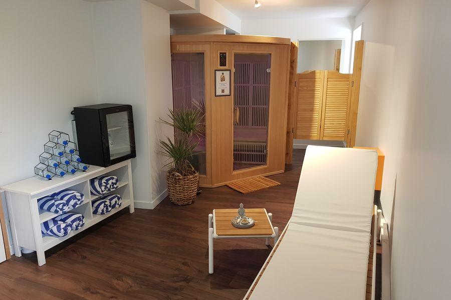 GOLDEN TULIP Aix-en-Provence**** sauna
