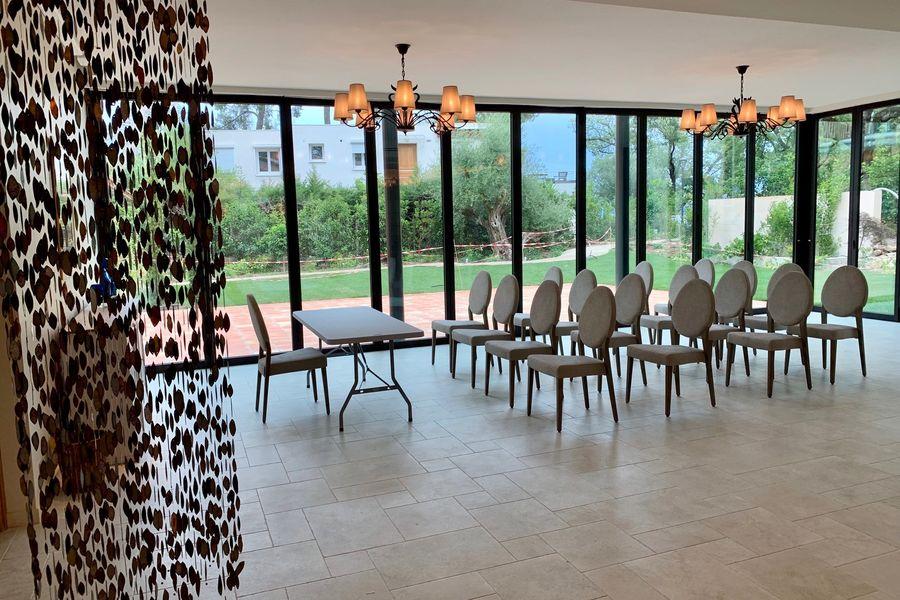 Hotel Spa & Restaurant Cantemerle **** salle orangeraie 1 bastide