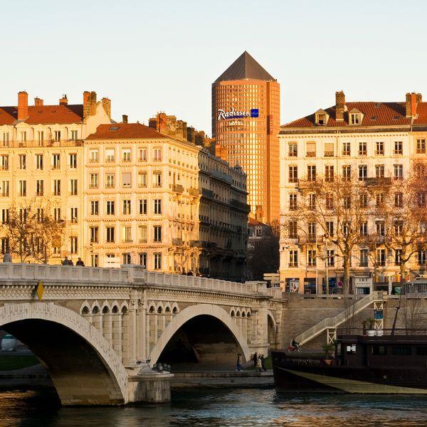 Radisson Blu Hôtel Lyon **** Extérieur