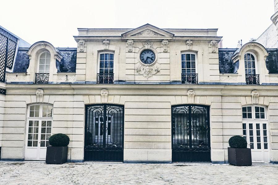 Maison de l'Artisanat Cour Intérieure