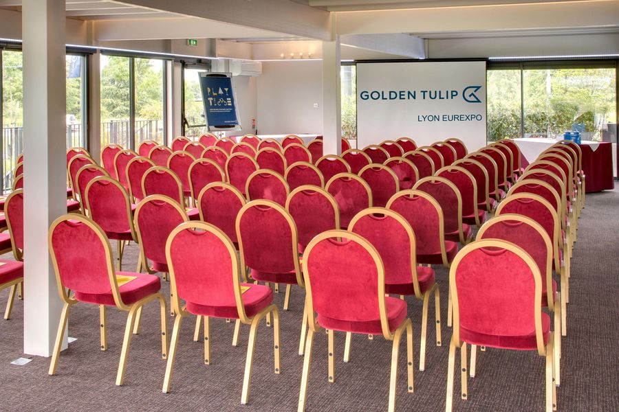 Golden Tulip Lyon Millénaire Eurexpo **** Orangerie