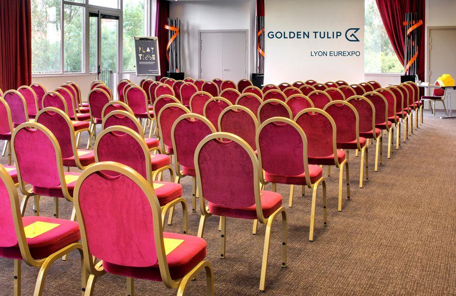 Golden Tulip Lyon Millénaire Eurexpo **** Asie