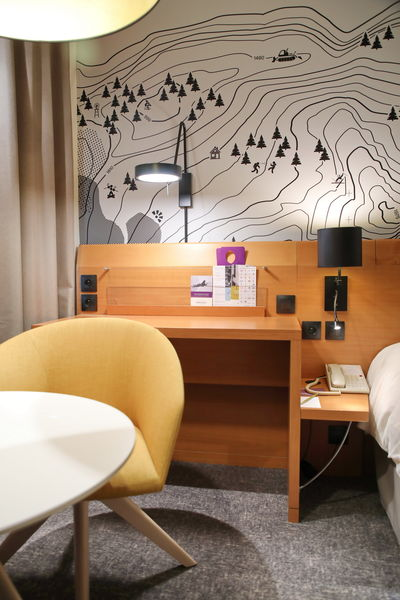 Mercure Grenoble Centre Alpotel **** 13