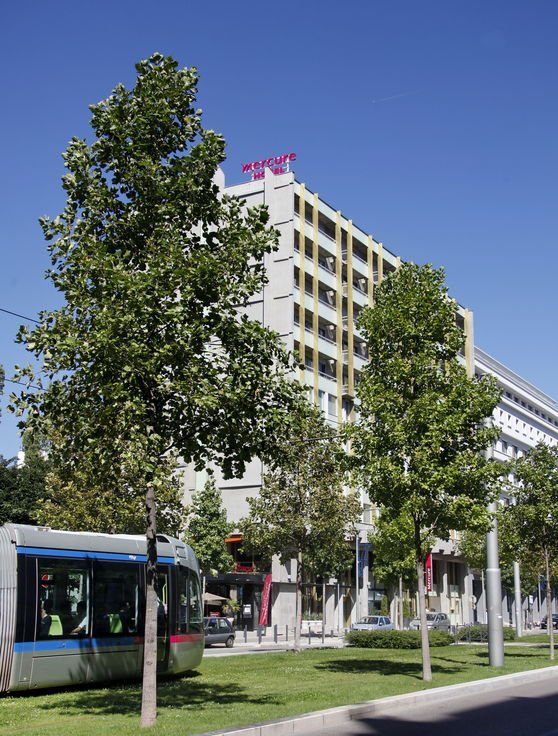 Mercure Grenoble Centre Alpotel ****