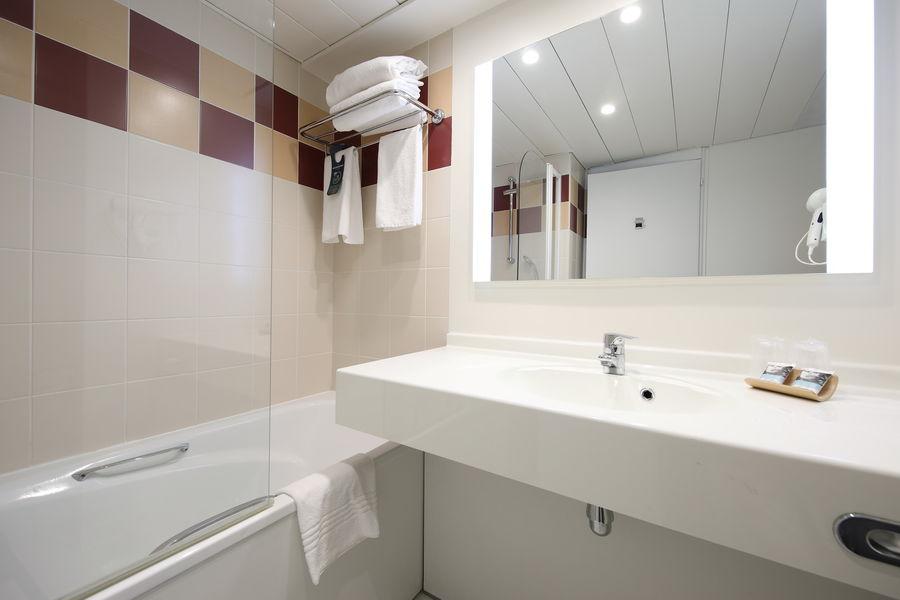 Mercure Grenoble Centre Alpotel **** Salle de bain