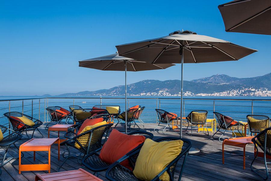 Sofitel Golfe d'Ajaccio Thalassa Sea & Spa ***** 25