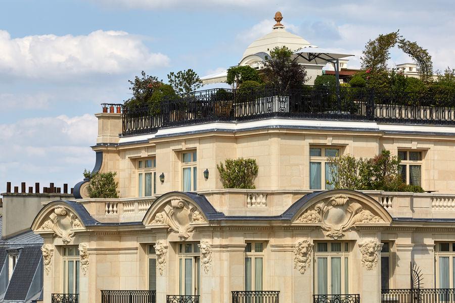 Hôtel Raphael Paris ***** Terrasse Suite Arc de Triomphe