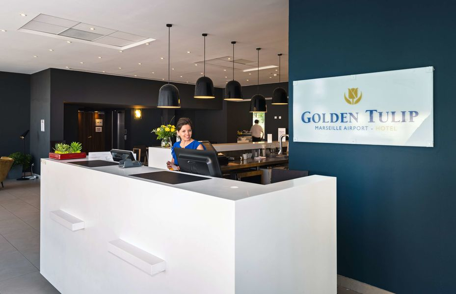 Golden Tulip Marseille Airport 4* Réception