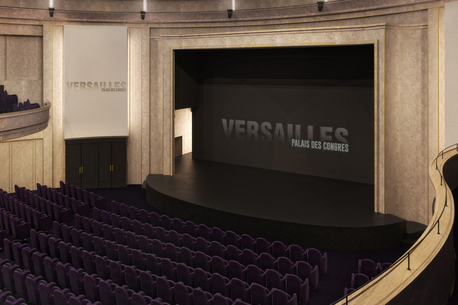Versailles Palais des Événements & des Congrès 13
