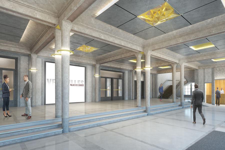 Versailles Palais des Événements & des Congrès 12