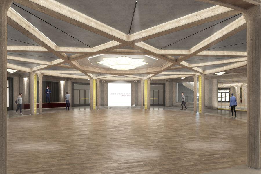 Versailles Palais des Événements & des Congrès 11