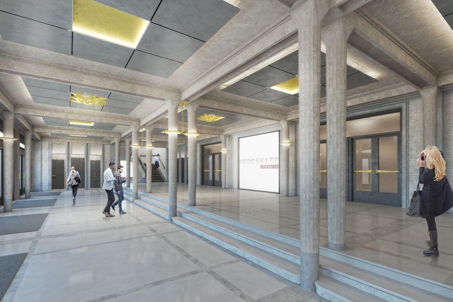 Versailles Palais des Événements & des Congrès 16