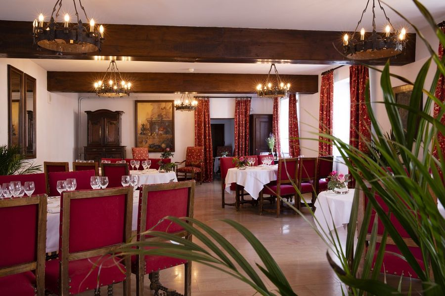 Château de Gilly **** Salle Dom Gobelez