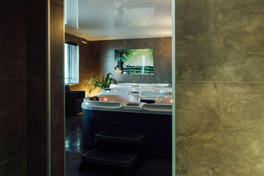 Best Western Hôtel International *** Spa - Jacuzzz