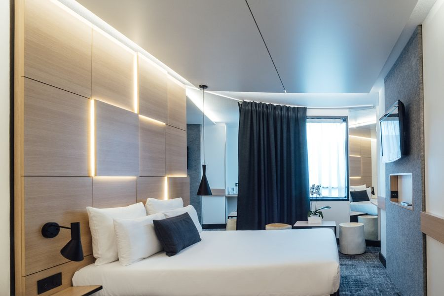 Best Western Hôtel International *** 12