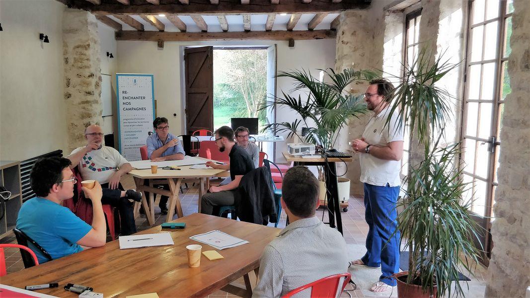 Le Bastion  Atelier collaboratif