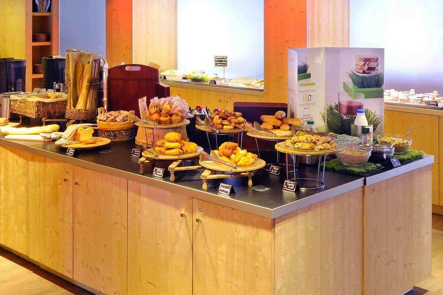 Mercure Chamonix Centre **** Petit-déjeuner