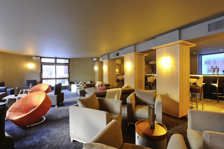 Mercure Chamonix Centre **** Bar