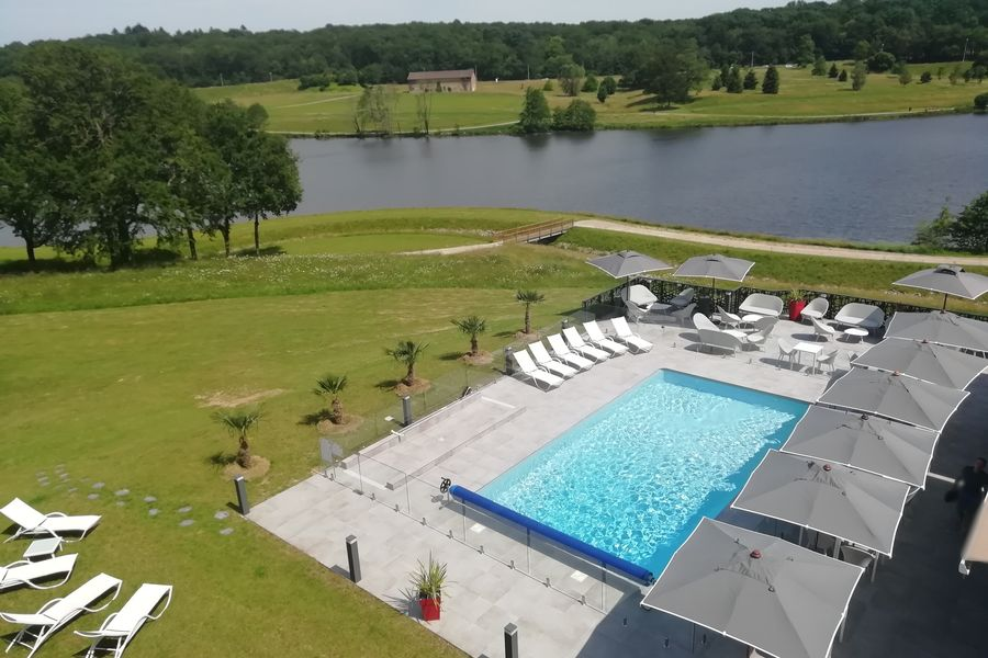 Novotel Limoges Le Lac **** Terrasse