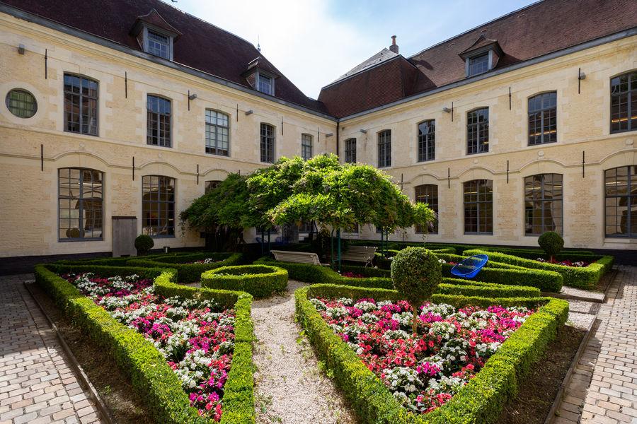 Hermitage Gantois ***** Cour des Soeurs