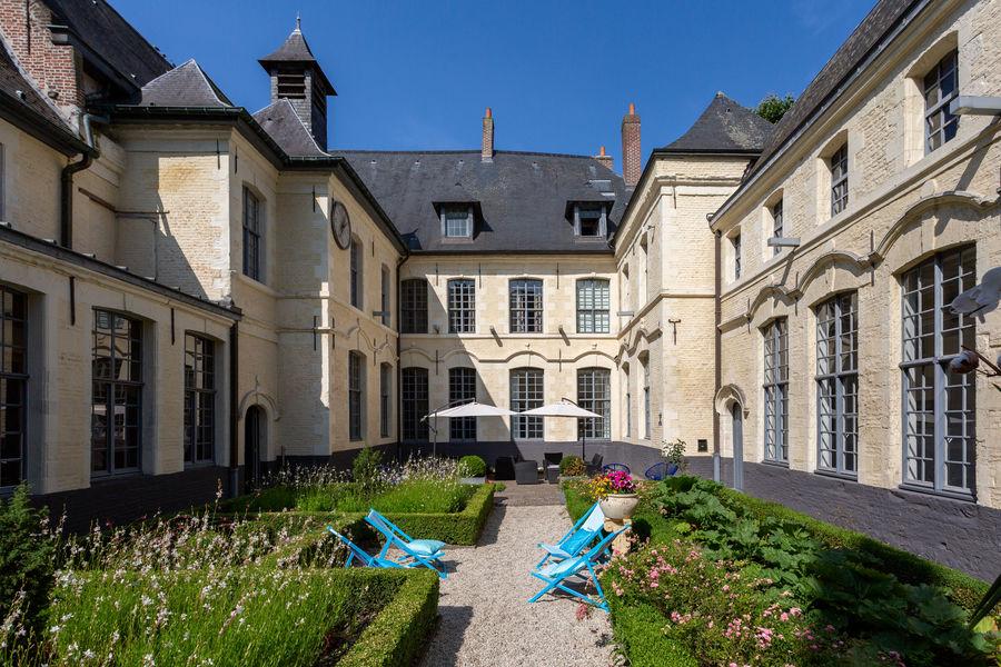 Hermitage Gantois ***** Cour d'Honneur