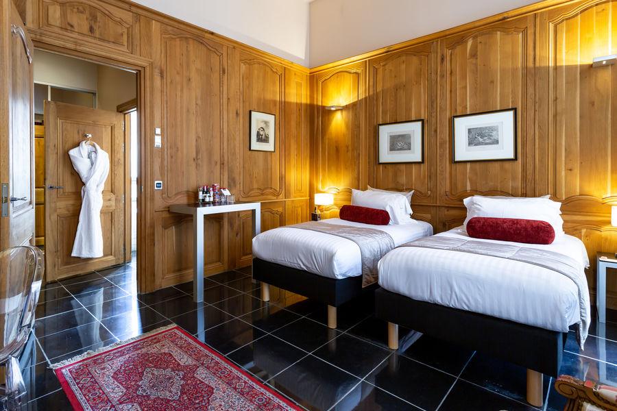Hermitage Gantois ***** Chambre
