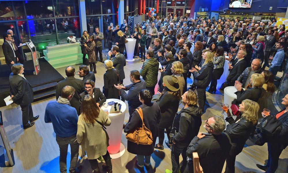 iFLY Lyon - chute libre indoor Complexe iFLY Lyon