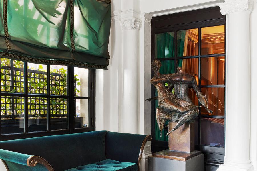 Le Dokhan's a Tribute Portfolio Hotel ***** Le Jardin d'Hiver
