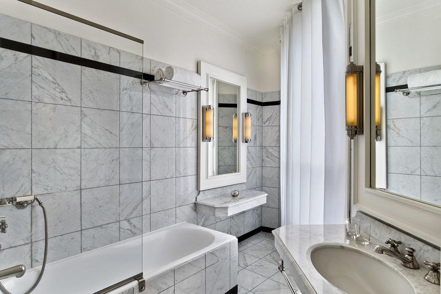 Le Dokhan's a Tribute Portfolio Hotel ***** Salle de bain