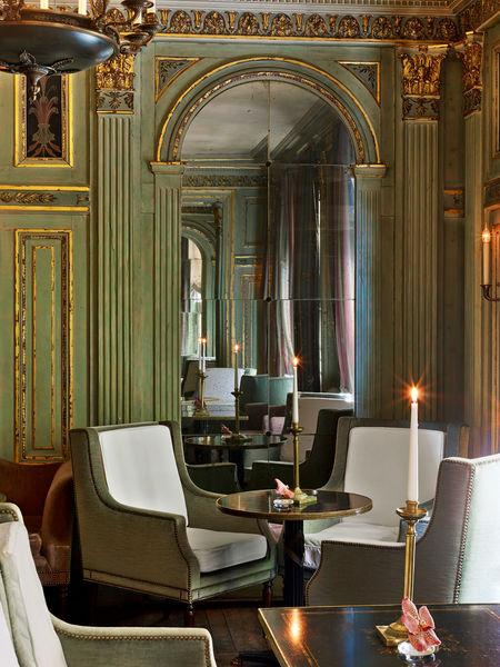 Le Dokhan's a Tribute Portfolio Hotel ***** Bar à Champagne