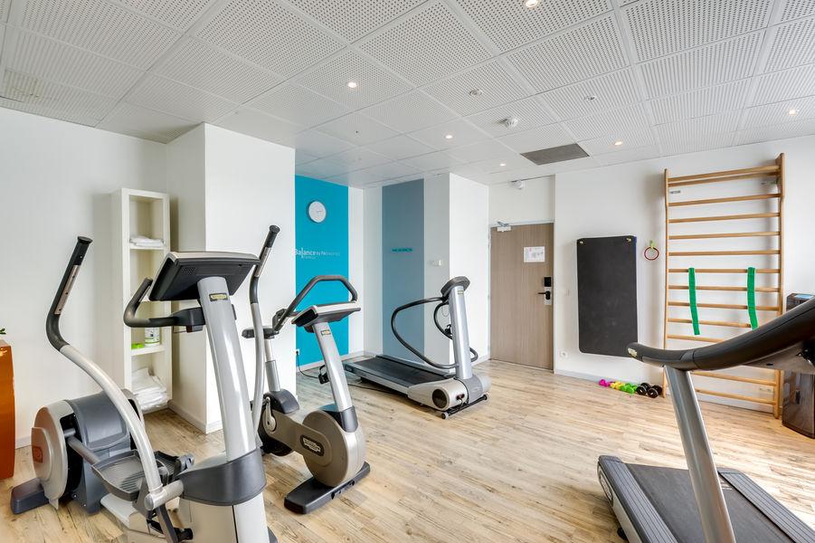 Novotel Suites Paris Montreuil Vincennes Salle de fitness