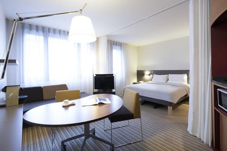 Novotel Suites Paris Montreuil Vincennes 17